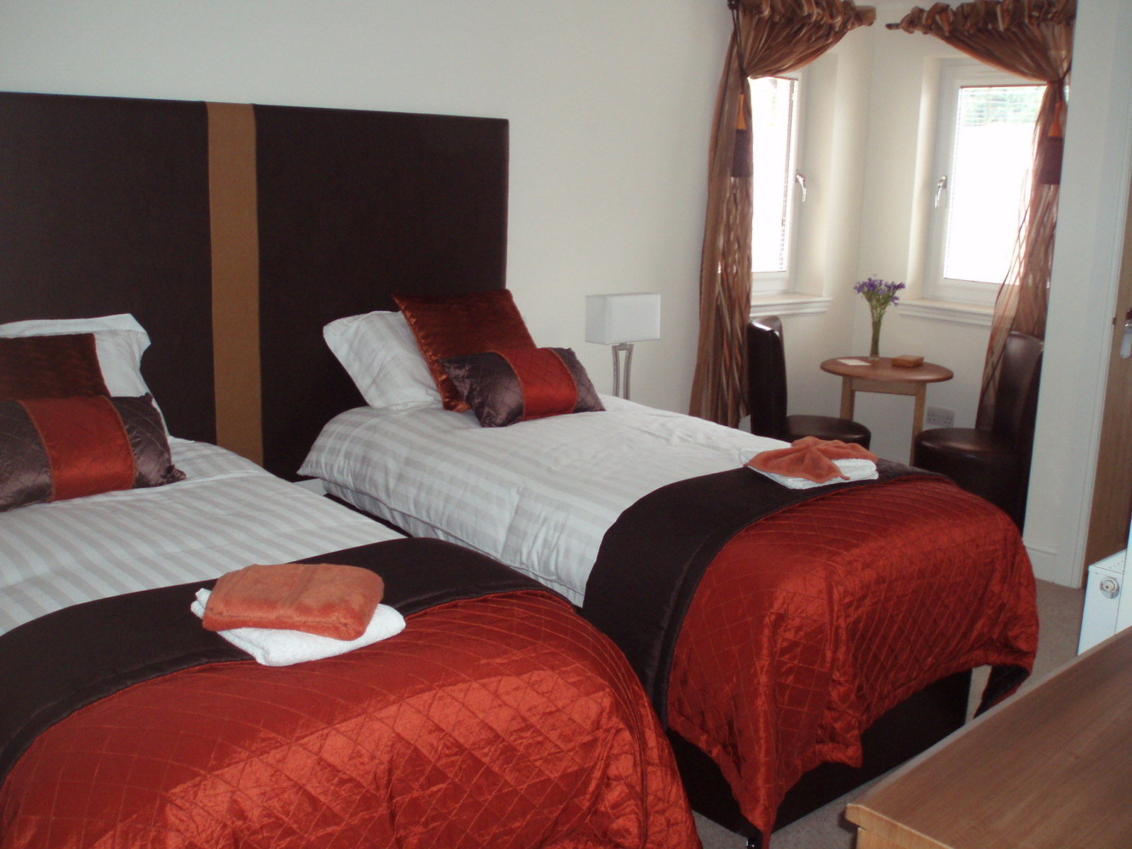 AbbeyCraig Bed and Breakfast - Twin/Double Room.